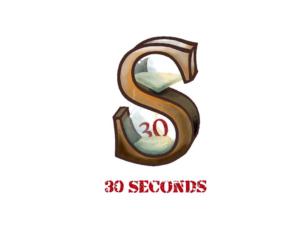 30 Seconds「妄想的30秒間」