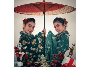 新井風味「J Christmas – 和風クリスマス」