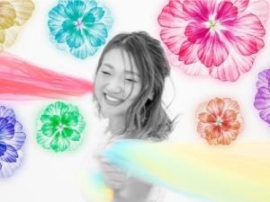 Ria x tasrim「 ♡ の花を咲かせよう 《こころの花をさかせよう》」